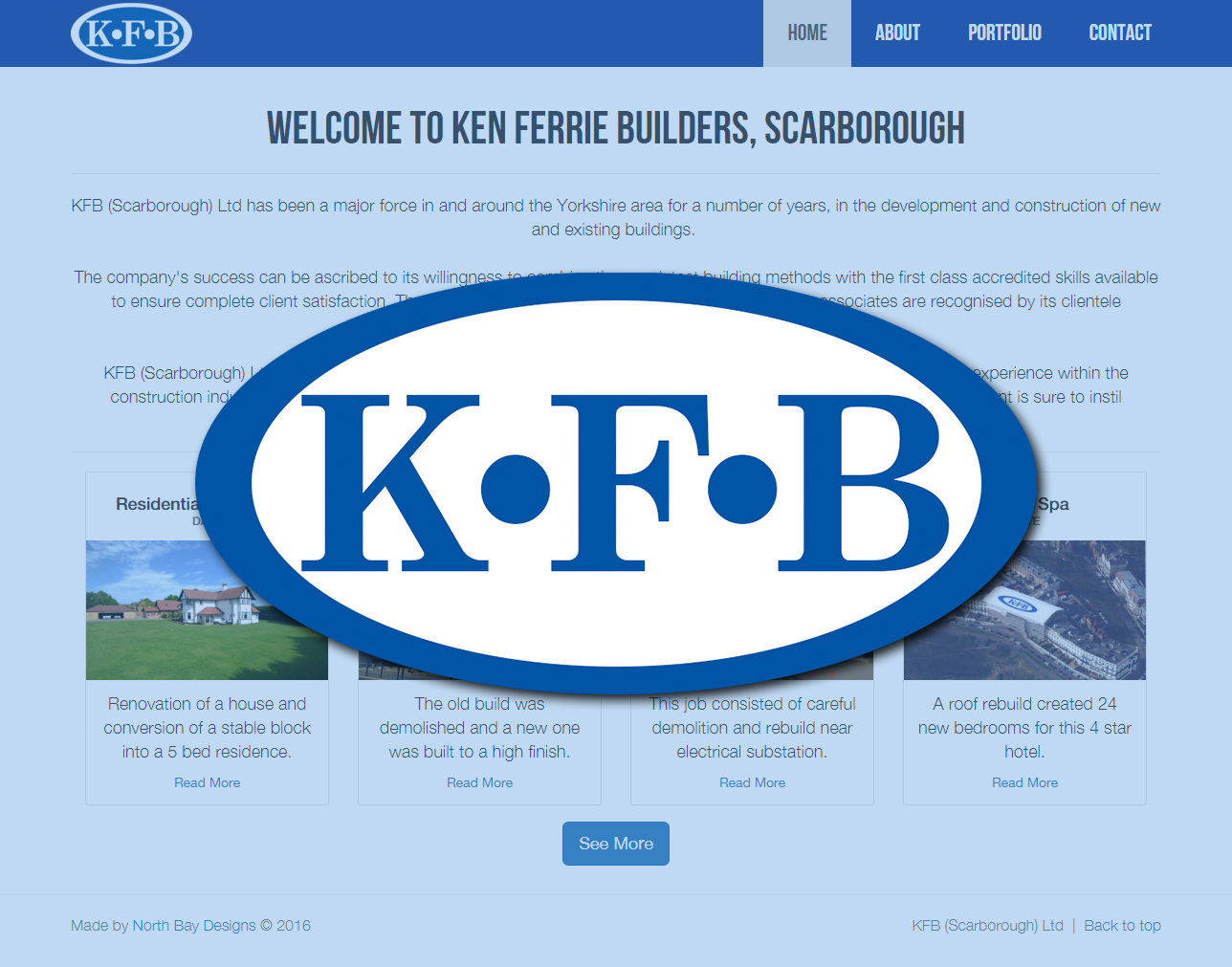 KFB Scarborough | North Bay Designs